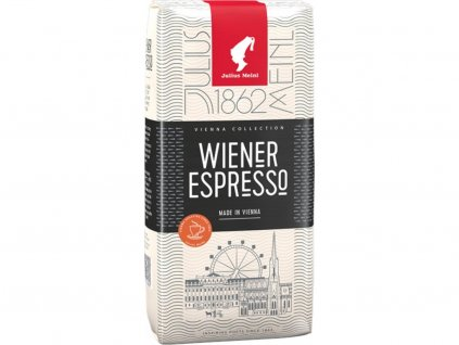 Káva Wiener Espresso 250g zrno Julius Meinl
