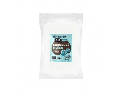 allnature kokosove mleko susene bio 200 g