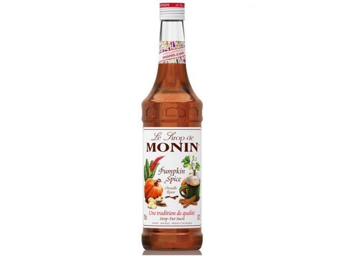Monin Dýně - Pumpkin Spice 0,7 l