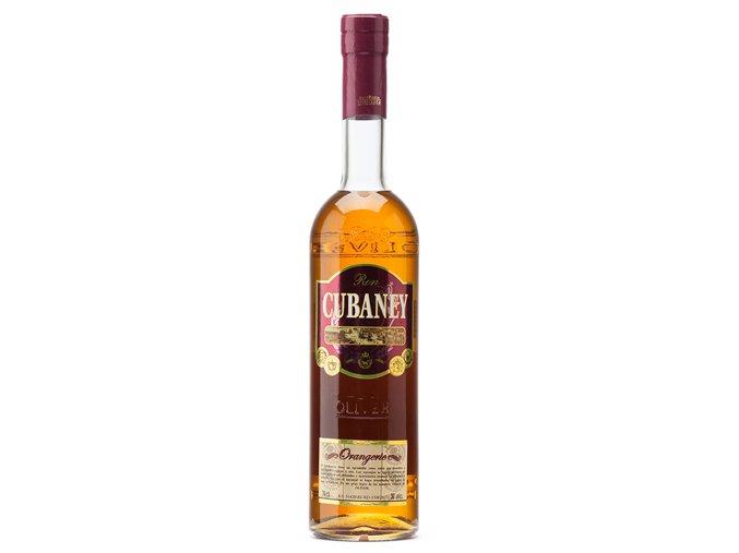 Rum Cubaney Orangerie 30% 0,7 l