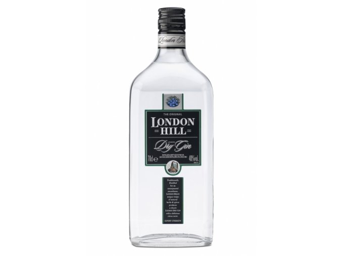 Gin London Hill Dry Gin 0,7 l