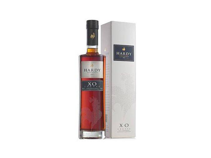 Hardy Cognac XO - dárkové balení 0,7 l
