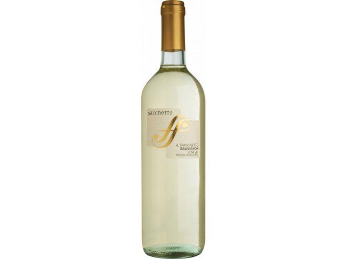 Sacchetto Sauvignon delle Venezie Bianchetto 0,75l