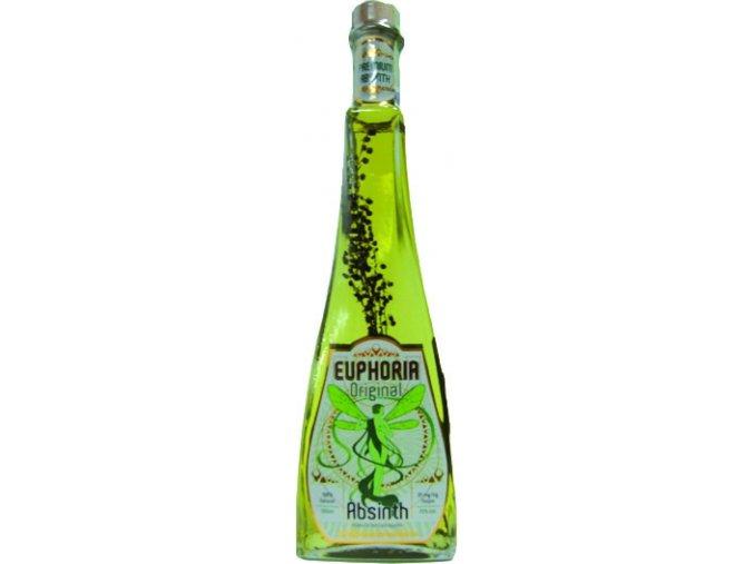 Absinth Euphoria originál 70%, 0,5 l  Hills