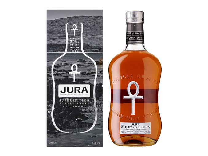 Isle of Jura Superstition 0,7 l