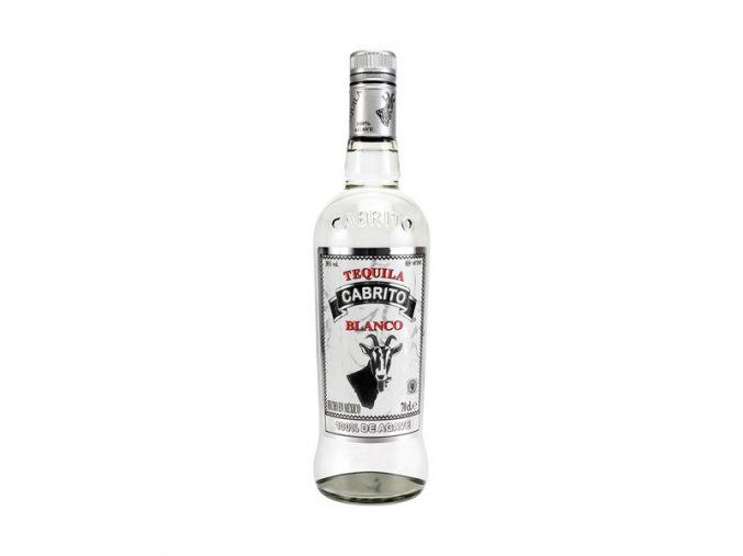 Tequila Cabrito Blanco 0,7 l 100% de Agave