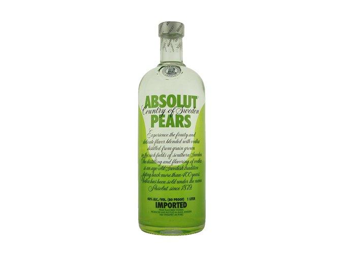 Absolut vodka Pears 1 l