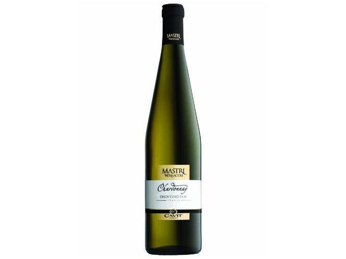 Mastri Vernacoli Chardonnay DOC 0,75 l Cavit Trento