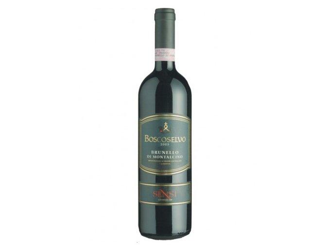Brunello di Montalcino DOCG  0,75 l Sensi Vigne e Vini