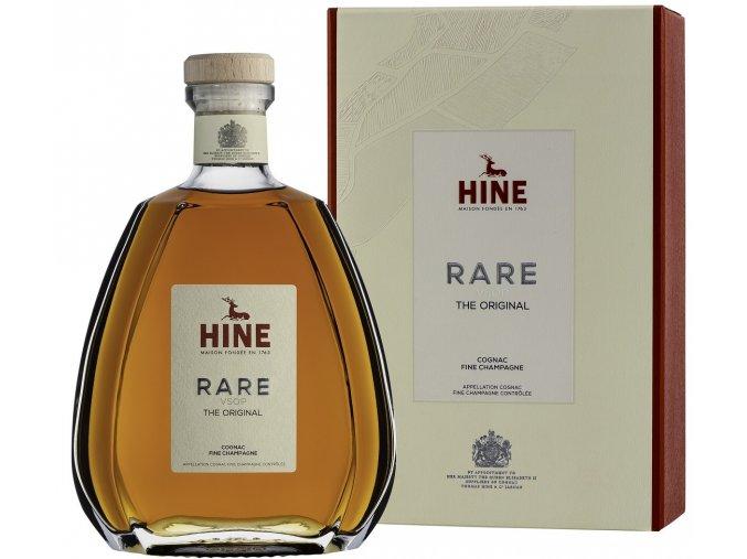 Cognac Rare VSOP 0,7 l Thomas Hine dárkové balení