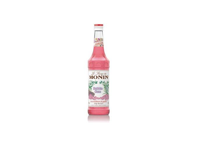 Monin Bubble Gum - Žvýkačka 0,7 l