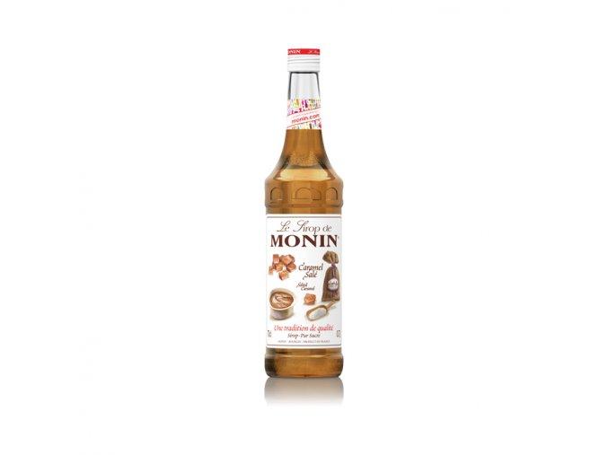 Monin Salted Caramel - Karamel slaný 0,7 l