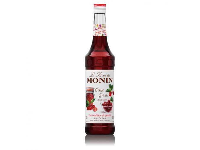 Monin Morello Cherry - Griotka 0,7 l