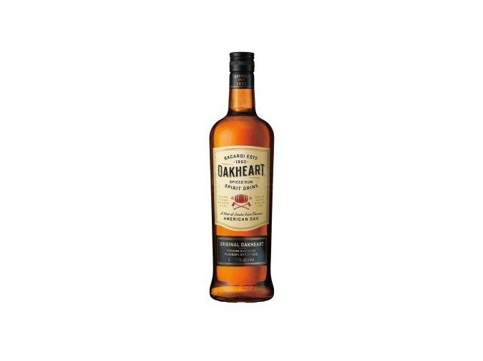 Bacardi Oakheart Spiced 1 l