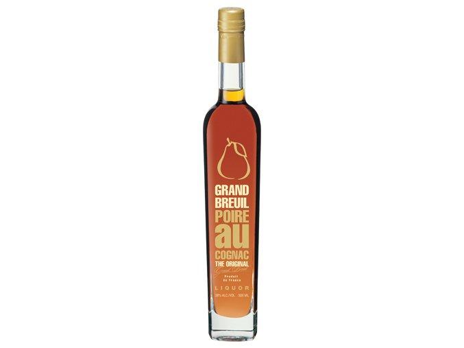 Grand Breuil Poire au Cognac 0,5 l