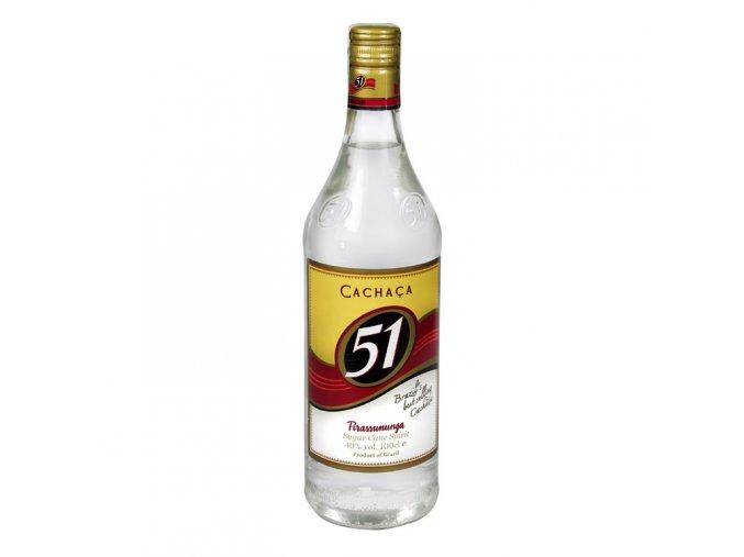 Cachaca 51 Pirassununga 1 l