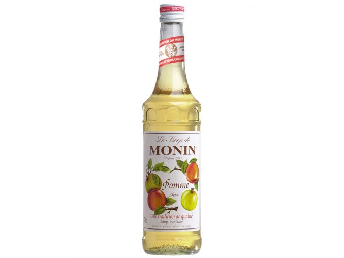 Monin Apple - jablko 0,7 l