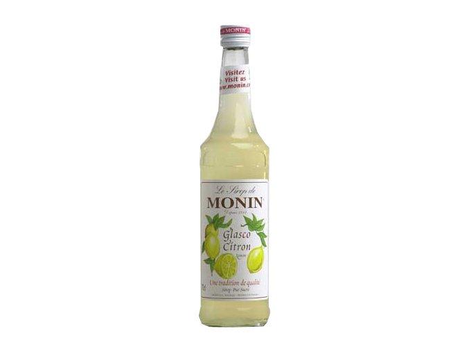 Monin Glasco citron 0,7 l