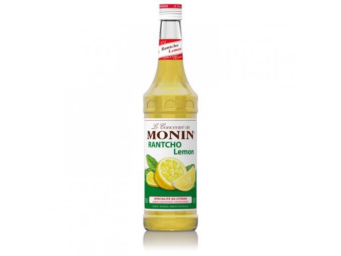 Monin Rantcho Lemon 40% 0,7 l