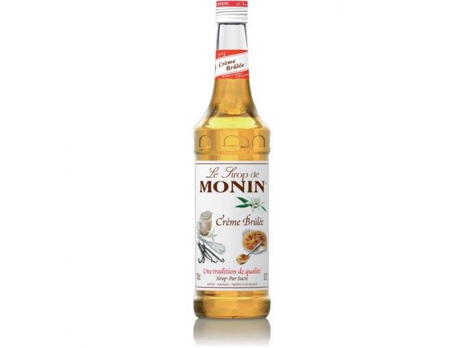 Monin Creme Brulée 0,7 l