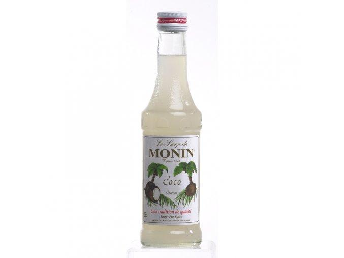 Monin Coco - kokos 0,25 l