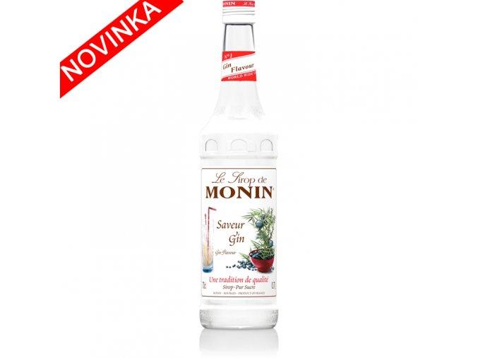 Monin gin flavour 0,7 l
