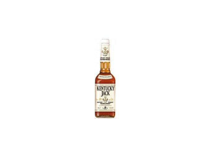 Kentucky Jack Bourbon Whiskey 0,7 l