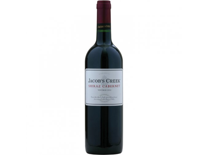 Jacobs Creek Shiraz Cabernet 0,75 l