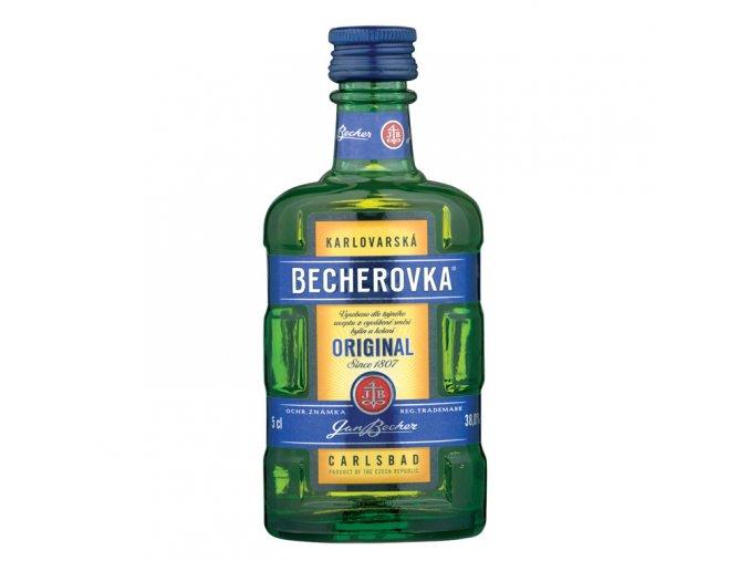 Becherovka 0,05 l mini