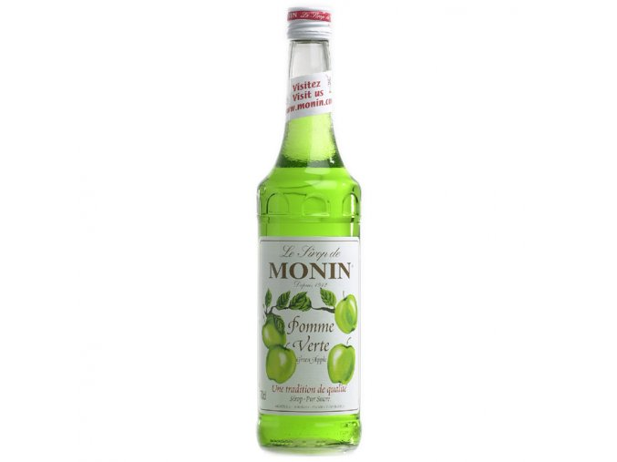 Monin green apple - zelené jablko 0,7 l