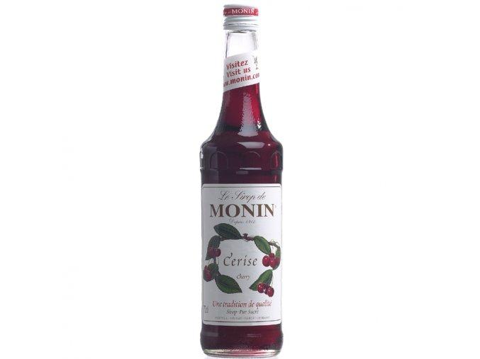 Monin cerise - třešeň 0,7 l