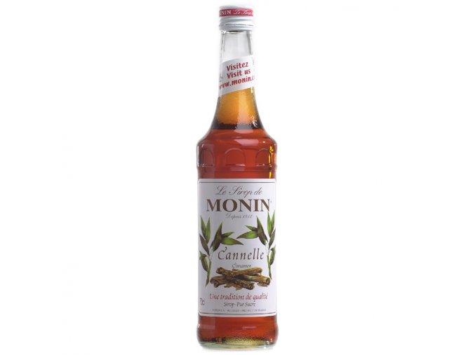 Monin cannelle - skořice 0,7 l