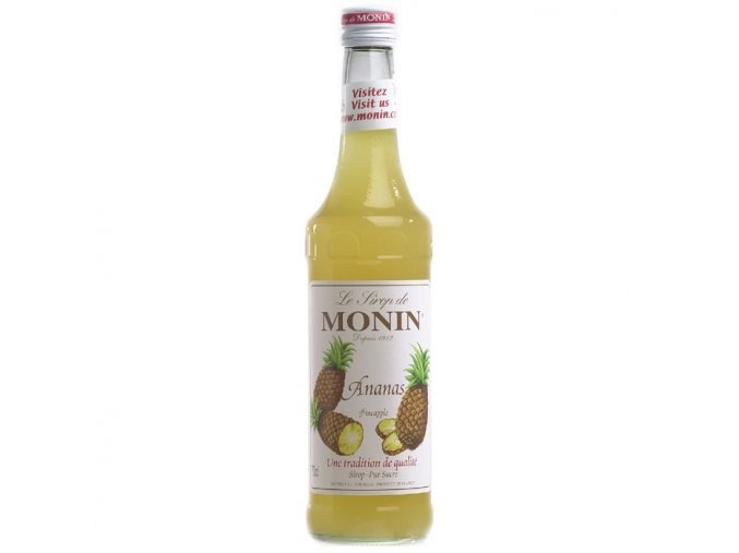 Monin Pineapple (ananas) 0,7 l