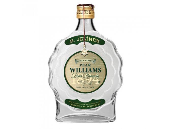 Hruškovice Williams kosher 0,7 l Rudolf Jelínek