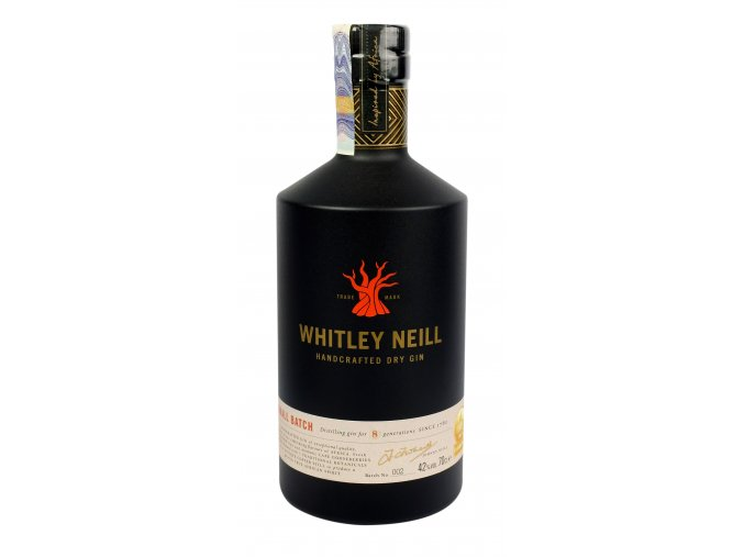 Gin Whitley Neill Handcrafted Dry 0,7 l 42%