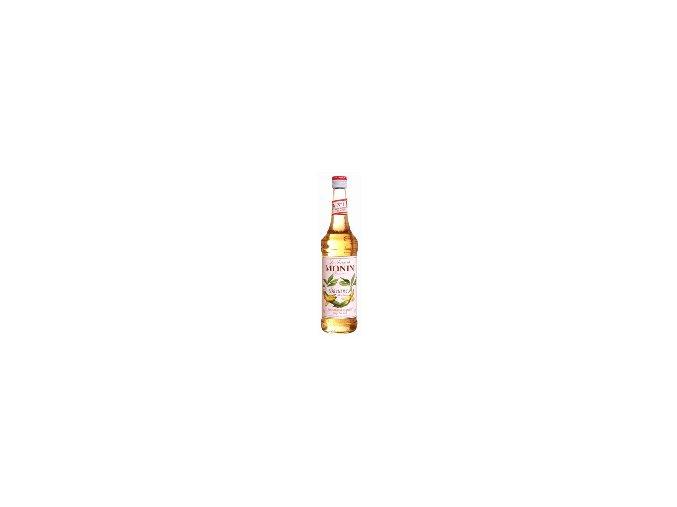 Monin Roasted Hazelnut ( lískový oříšek pražený ) 0,7 l