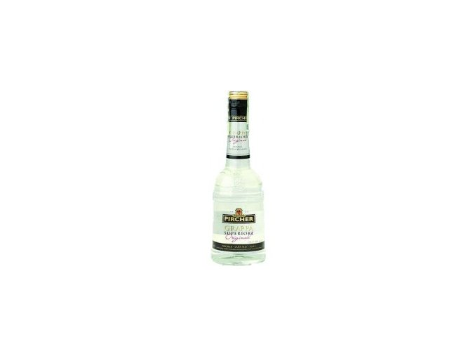 Pircher Grappa Superiore Original 0,5 l