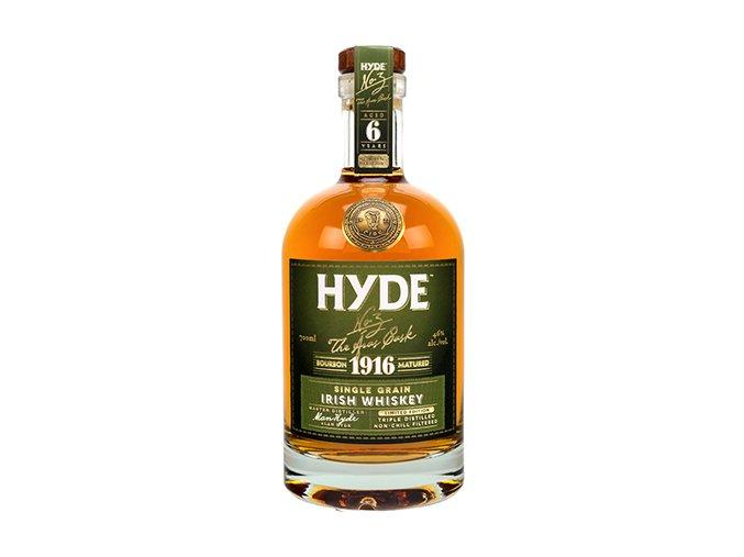 Hyde Whiskey Bourbon NO3 6YO - Single Grain - mini 46% 0,05l