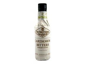 Cardamon Bitters Boker's Style 8,41% (Alkohol 8,41 %, Obsah 0,15 L)