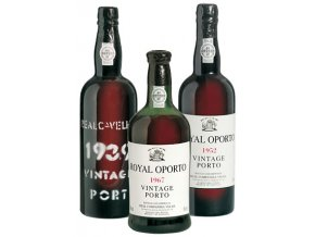 Royal Oporto Vintage Port 1957 0,7l