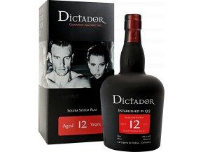 2911 rum dictador solera premium 12 yo 40 0 7 l
