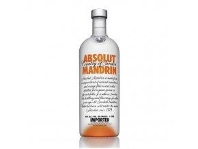 Absolut vodka mandarin 1 l