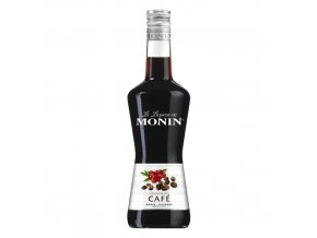 Monin Café Liqueur - kávový 25 % 0,7 l