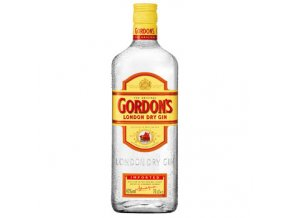 Gordons London Dry Gin 1 l