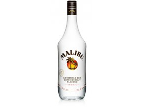 Carribean rum 1 l Malibu