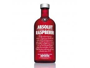 Absolut vodka raspberri 0,7 l