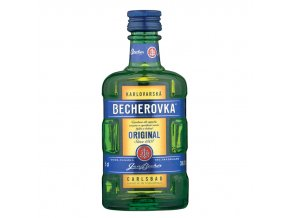 Becherovka 0,05 l mini