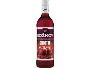 Griotte 18% Božkov 1l
