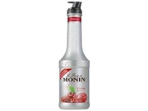 Monin puree cherry 1l - pyré třešeň