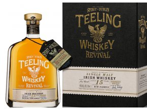 Teeling 15 Y.O. Revival Single Malt 0,7l 46%
